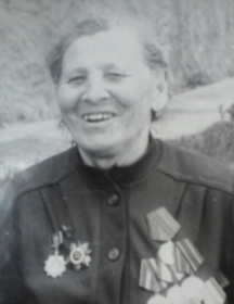 Никитенко Мария Васильевна