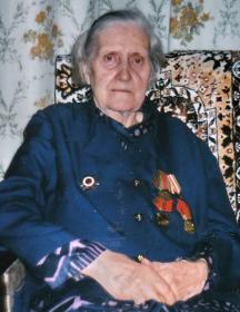 Резниченко(Едакина) Анна Григорьевна