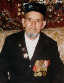 Хузияхметов Ризван Хузияхметович