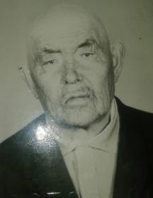 Шакулуев Касмалы Шакулуевич