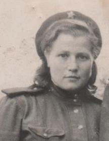 Некрасова (Шадчнева) Анна Степановна