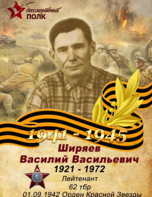 Ширяев Василий Васильевич