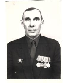 Алексеев Михаил Акимович