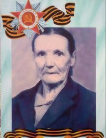 Сиранова Мария Якимовна