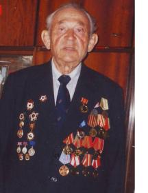 Ченкин Алексей Фролович