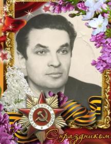 Бурмистров Владимир Михайлович