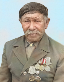 Егоров Дмитрий Трофимович