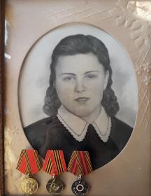 Кабина Любовь Петровна
