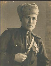 Савин Фёдор Петрович