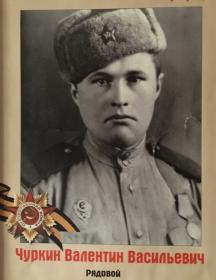 Чуркин Валентин Васильевич