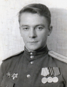 Малышев Борис Васильевич