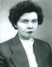 Грачева (Деревянченко) Евдокия Вениаминовна