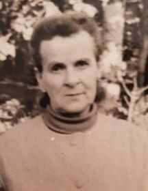 Браун Анна Семёновна