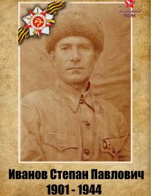 Иванов Степан Павлович