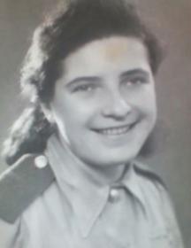 Сергеева Валентина Владимировна