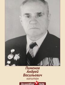 Пименов Андрей Васильевич