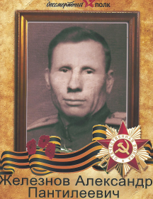Железнов Александр Пантилеевич