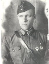 Завьялов Пётр Афанасьевич