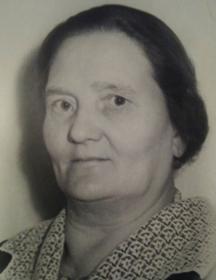 Данилова (Матвеева) Анна Ивановна