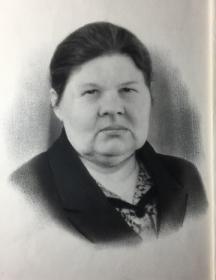 Николаева (Шеровагина) Александра Родионовна