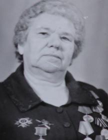 Охапкина (Серухина) Нина Григорьевна