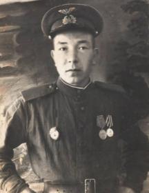 Тапаев Гаптрахман Аюпович