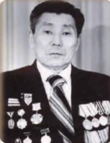 Комбагир Родион Яковлевич