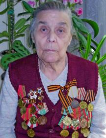 Струкова (Ореханова) Зоя Андреевна