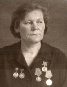 Лебедева (Кондратьева) Татьяна Михайловна