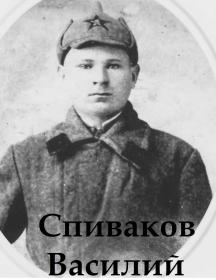 Спиваков Василий Дмитриевич