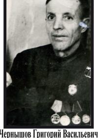 Чернышов Григорий Васильевич