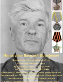 Никитенко Василий Осипович
