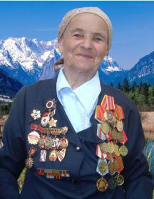Калюжная Таисия Акимовна
