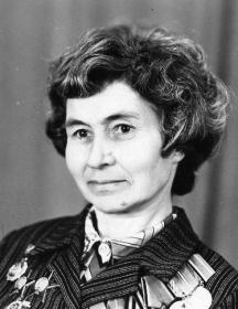 Мельникова Раиса Дмитриевна