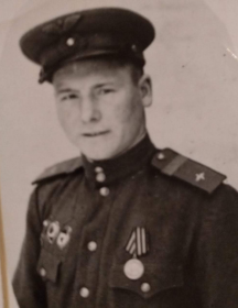 Якушкин Виктор Фролович