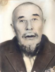Асанов Хали Турсунканович