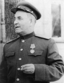 Барков Василий Петрович