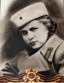 Лацыгина (Долгих) Ульяна Михайловна