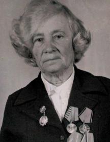 Голева (Удникова) Лидия Григорьевна