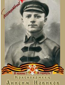 Новиков Анисим