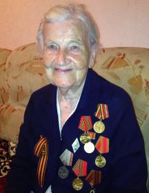 Разинькова (Кириченко) Мария Ивановна