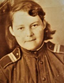 Синицына (Козенкова) Екатерина Петровна