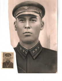 Копейкин Георгий Трофимович