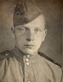 Астафьев Иван Дмитриевич