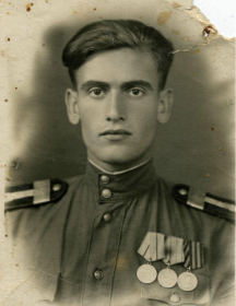 Устабаши Аркадий(Харлампий) Иванович