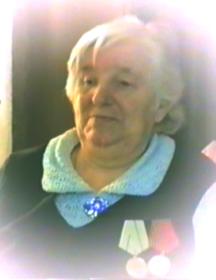 Смирнова (Григорьева) Мария Николаевна