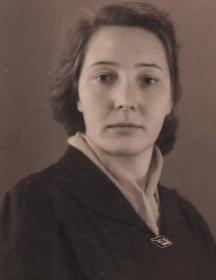 Чугреева (Говяжина) Клавдия Андреевна
