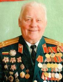 Слесарев Сергей Алексеевич