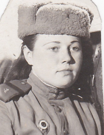 Чижова Вера Ивановна