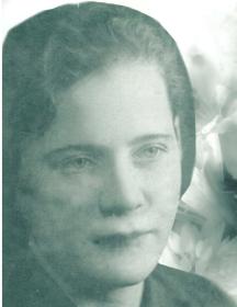 Богомолова Евдокия Андреевна